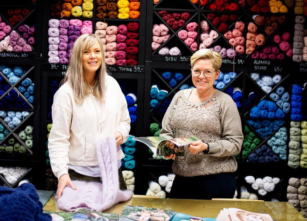 Lindas lykke blomster og hobbyforretning i Tofte